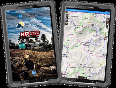 Lifetime Trailmaps - Premium Trail GPS & Navigation